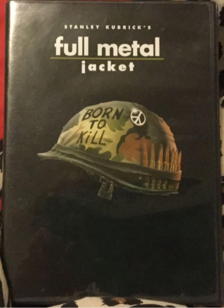 Full Metal Jacket -  cover