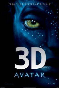 Avatar 3D -  cover