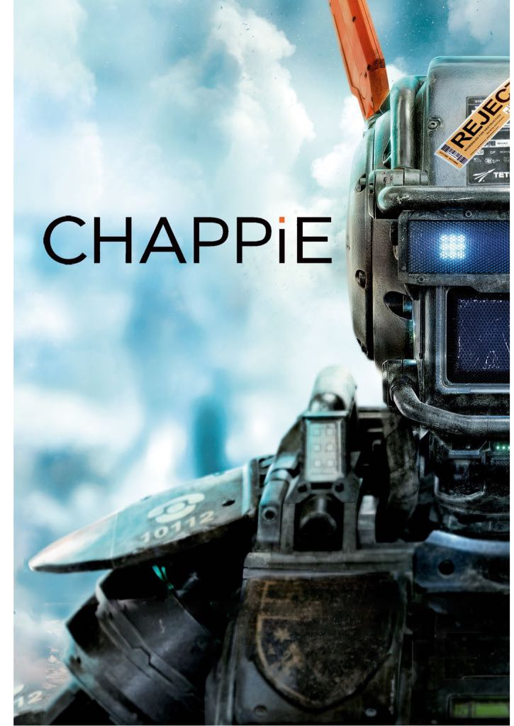 Chappie -  cover
