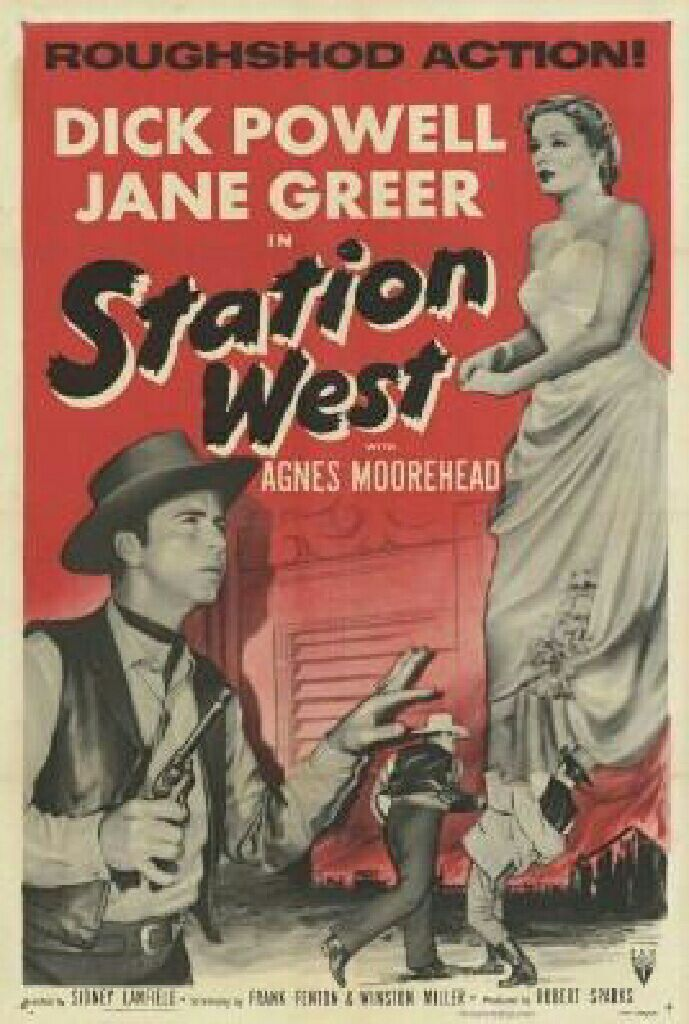 Station West -  cover