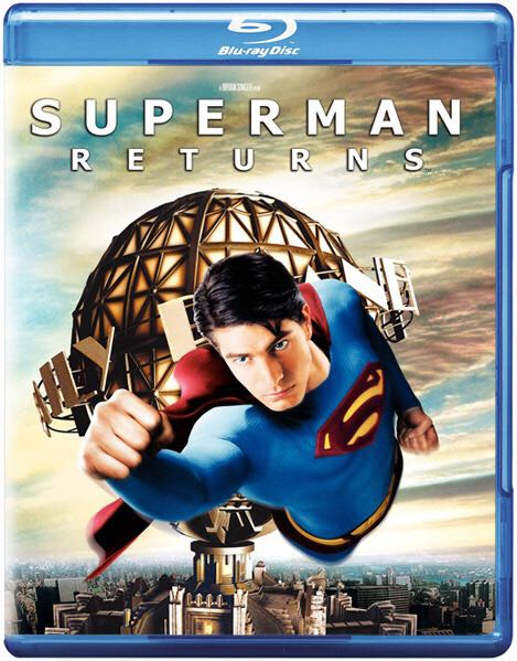 Superman returns -  cover