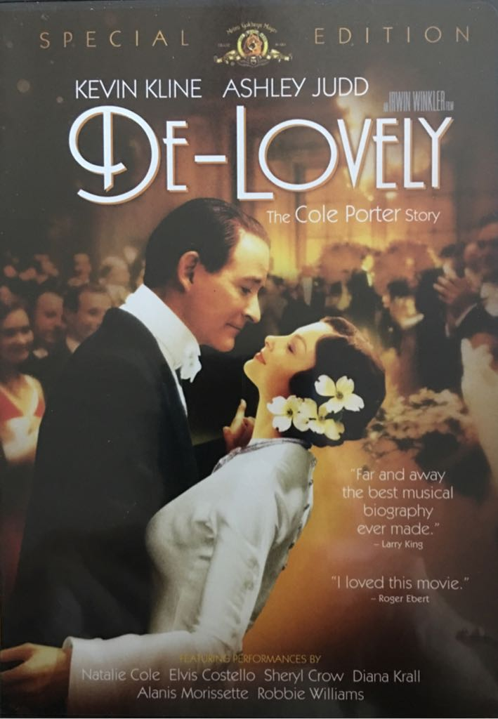 De-Lovely -  cover