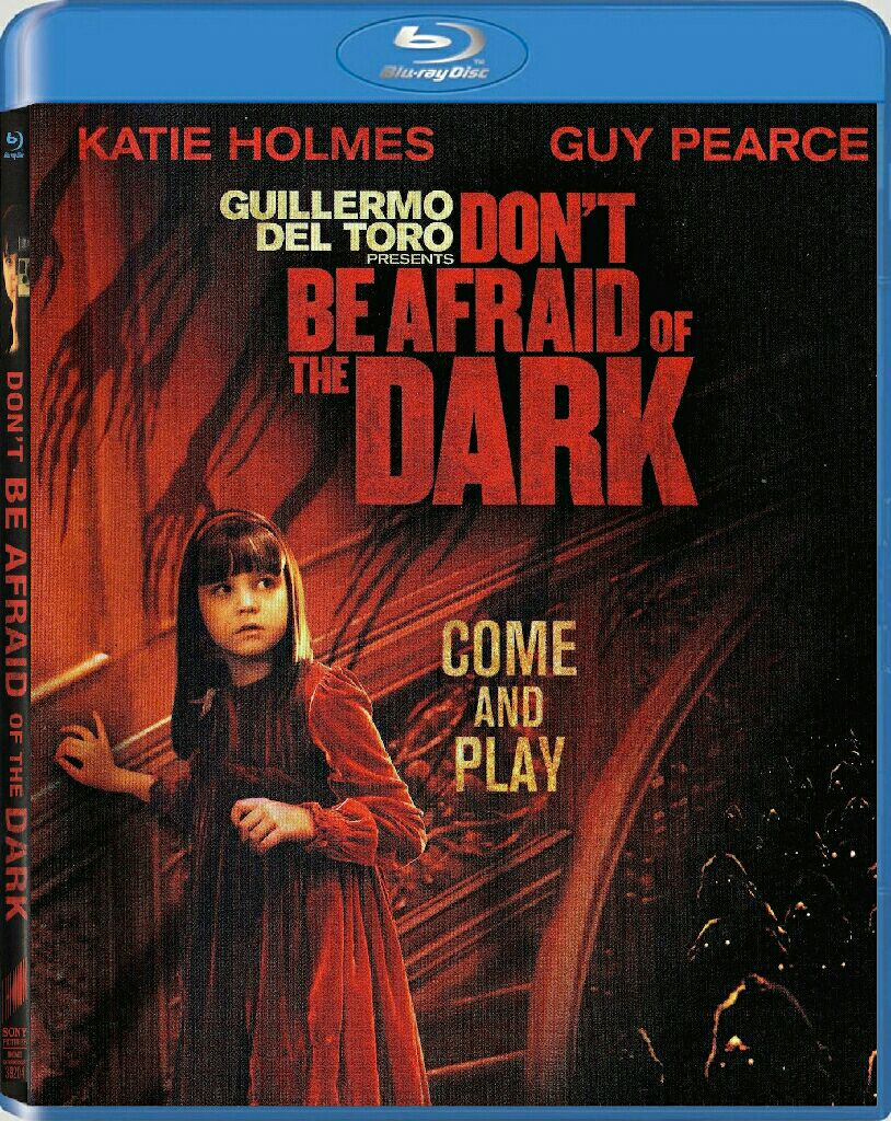 Don't Be Afraid Of The Dark -  cover