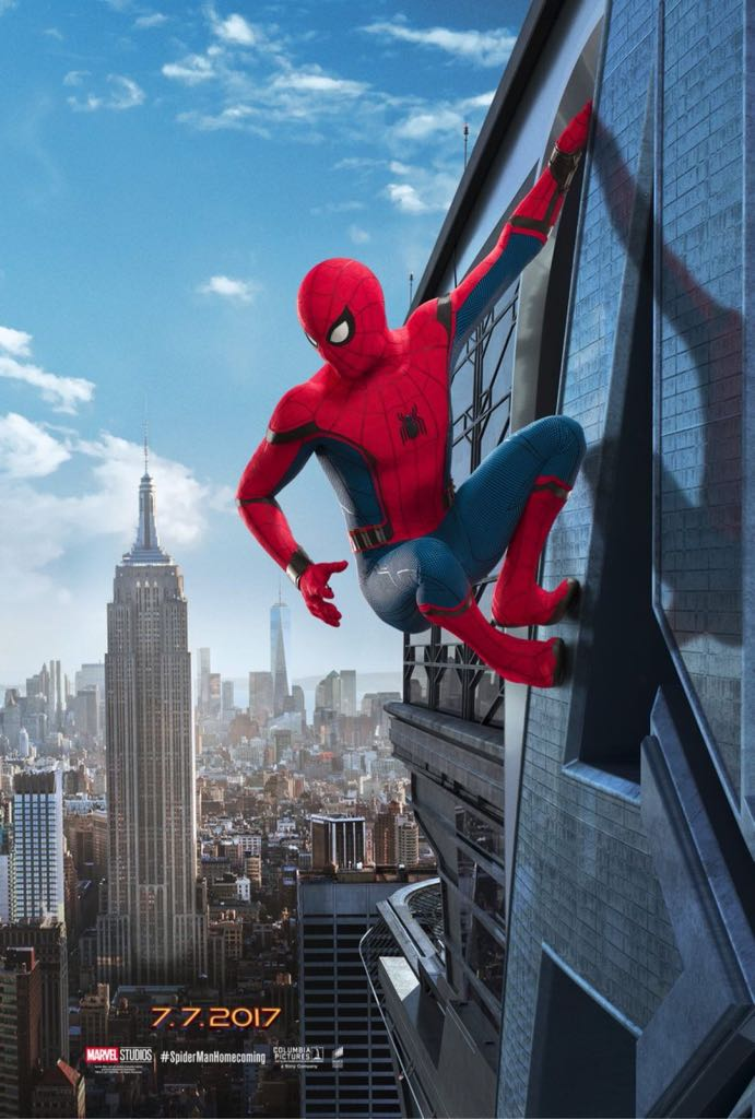 Spider-Man: Homecoming -  cover