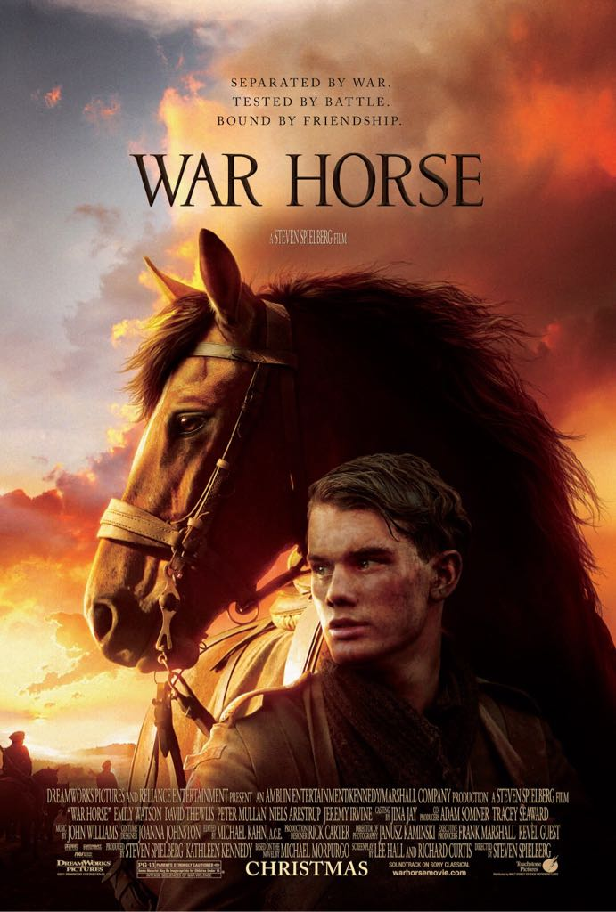 Warhorse -  cover
