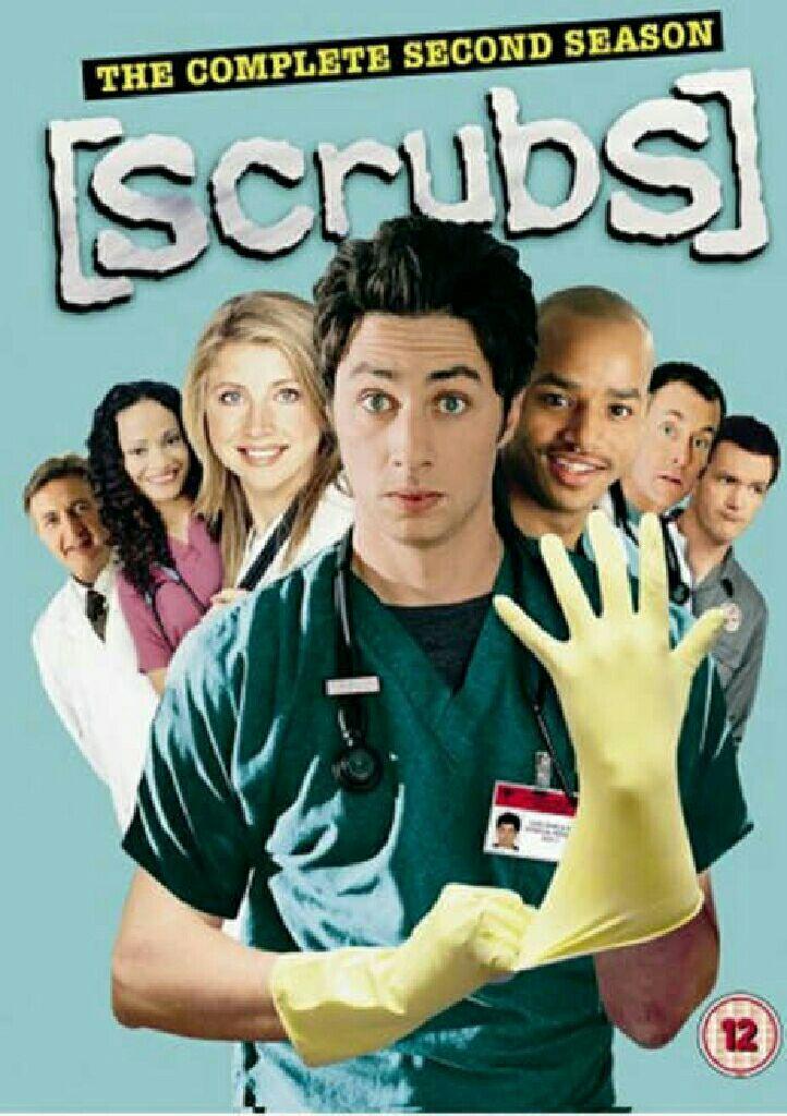 Scrubs Season 2 -  cover