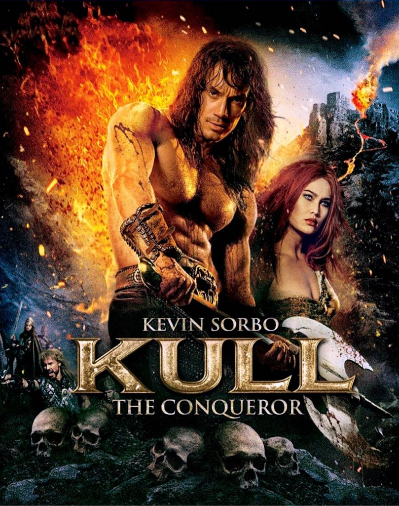 Kull The Conqueror -  cover