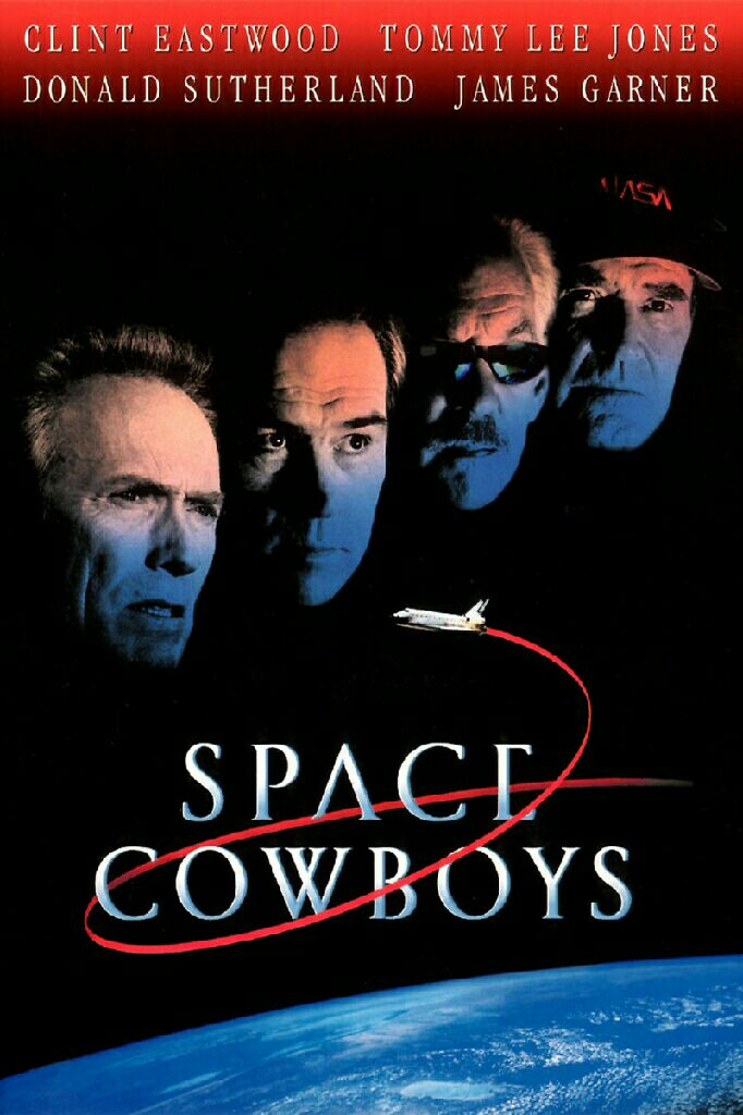 Space Cowboys -  cover