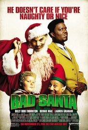 Bad Santa -  cover