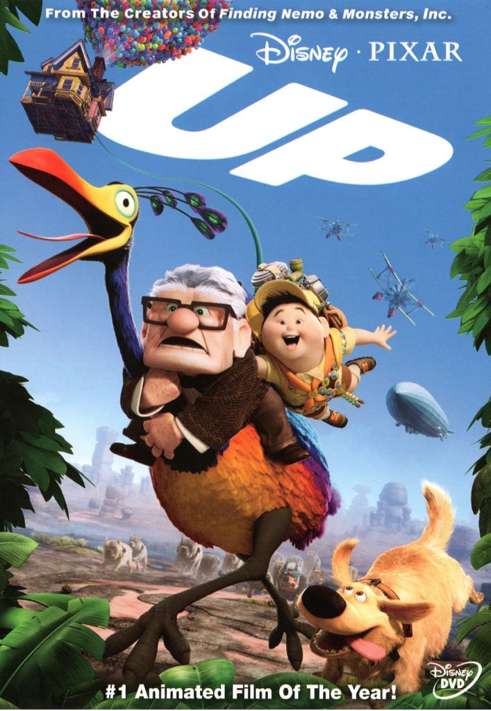 Up -  cover