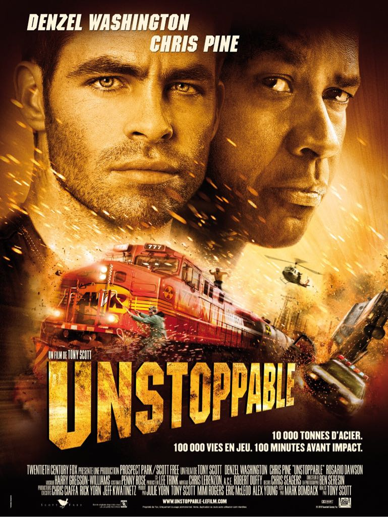 Unstoppable -  cover