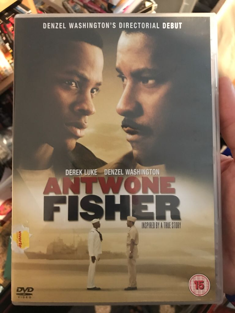 Antwone Fisher -  cover