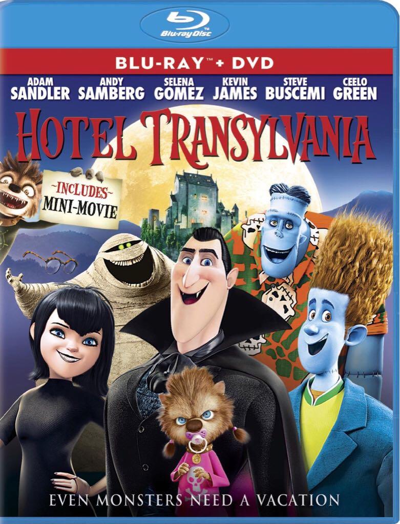 Hotel Transylvania -  cover