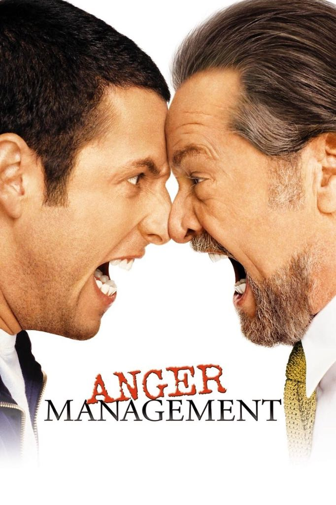 Anger Management -  cover