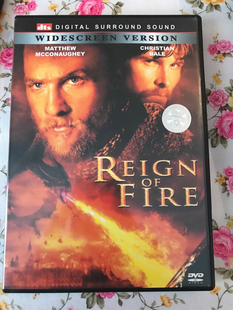 Reign of Fire -  cover