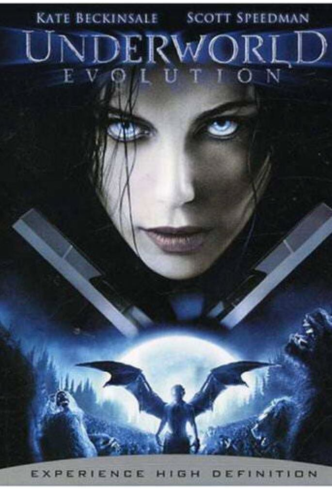 Underworld: Evolution -  cover