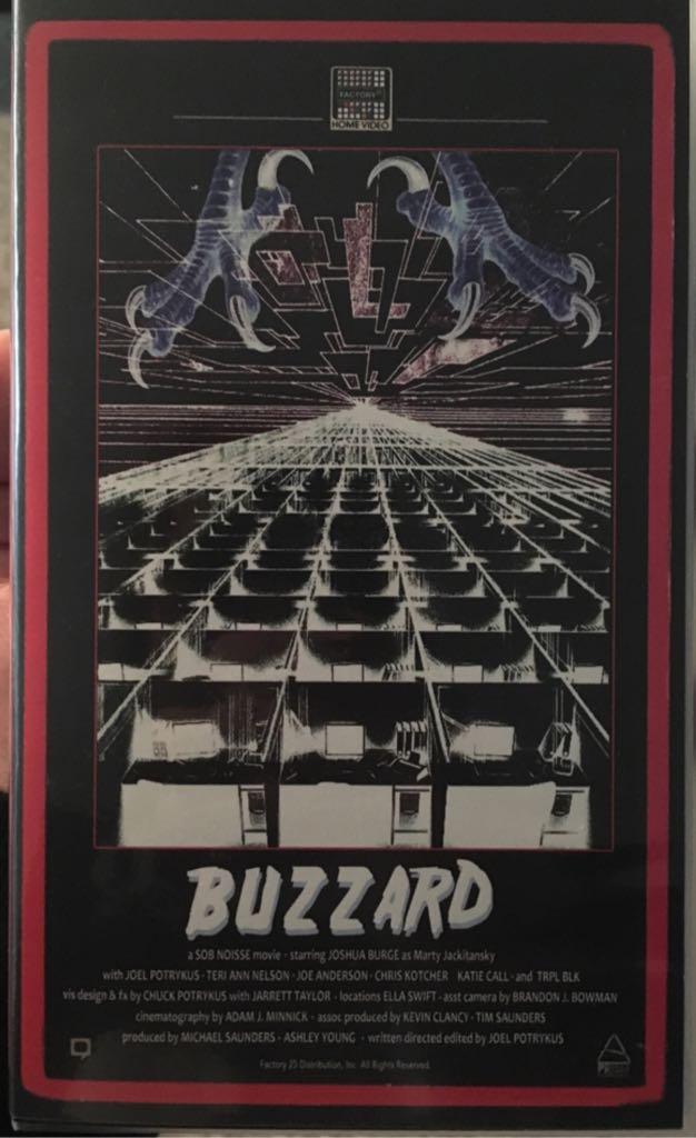 Buzzard -  cover