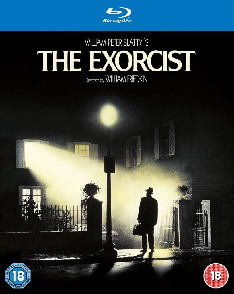 The Exorcist -  cover