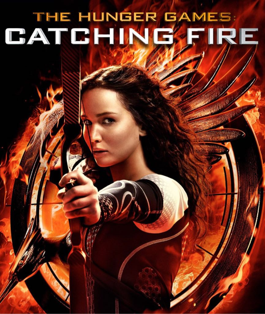 Hunger Games: Catching Fire, The -  cover
