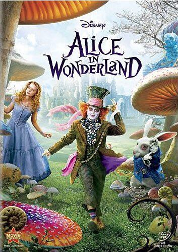 Alice in Wonderland -  cover