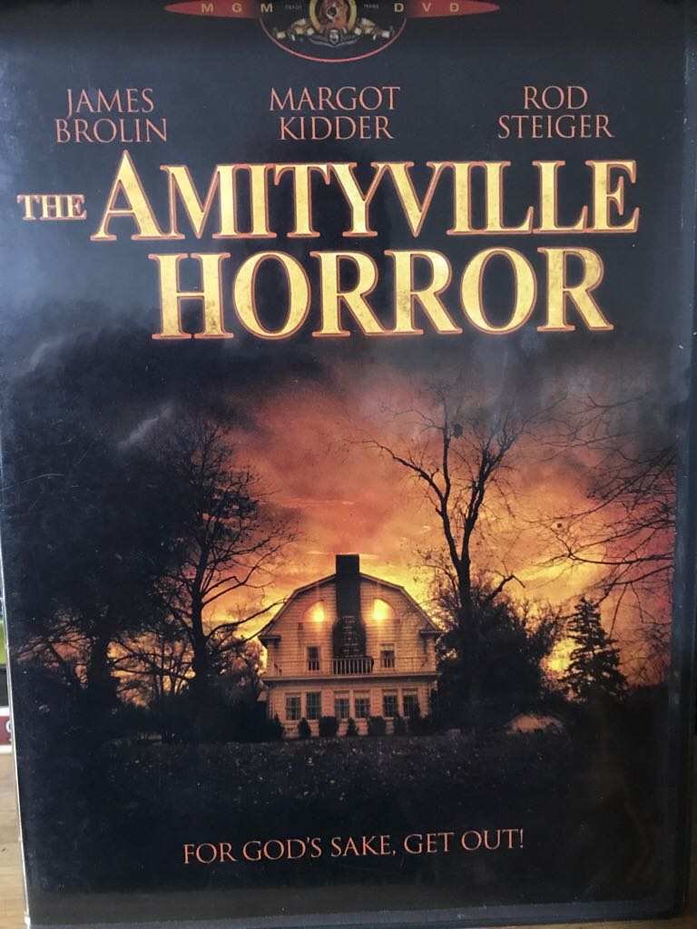 The Amityville Horror -  cover