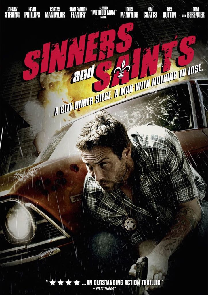 Sinners And Saints -  cover