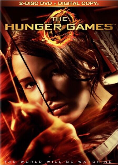 The Hunger Games 1 -  cover