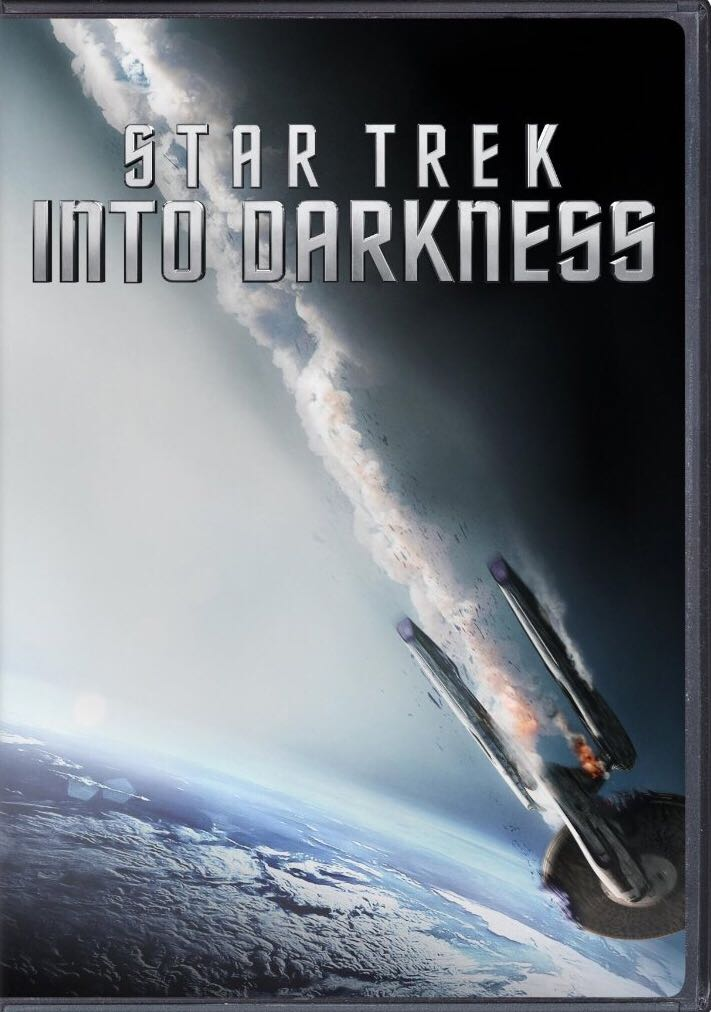 Star Trek 2: Into Darkness -  cover