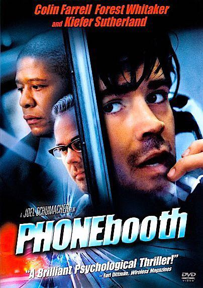 Phone Booth -  cover