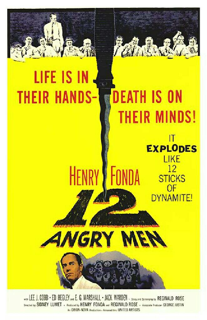 12 Angry Men -  cover