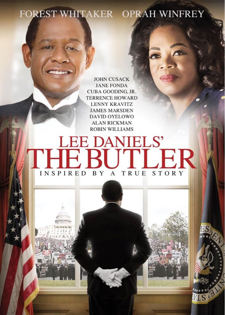 The Butler -  cover