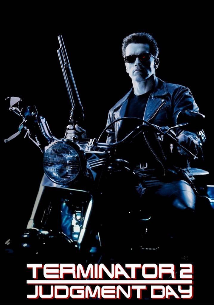 Terminator 2 -  cover