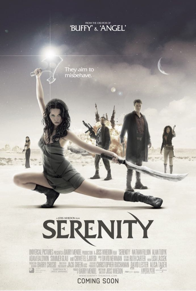 Firefly: Serenity -  cover