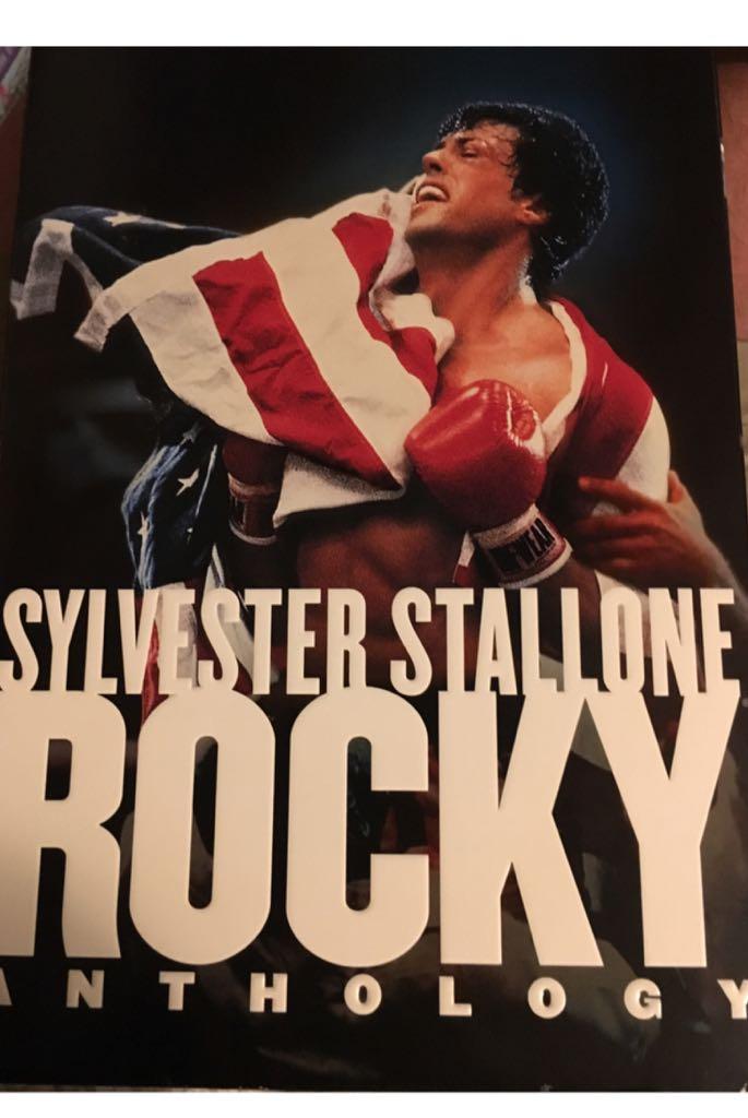 Rocky Anthology -  cover