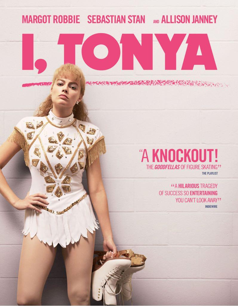 I, Tonya -  cover