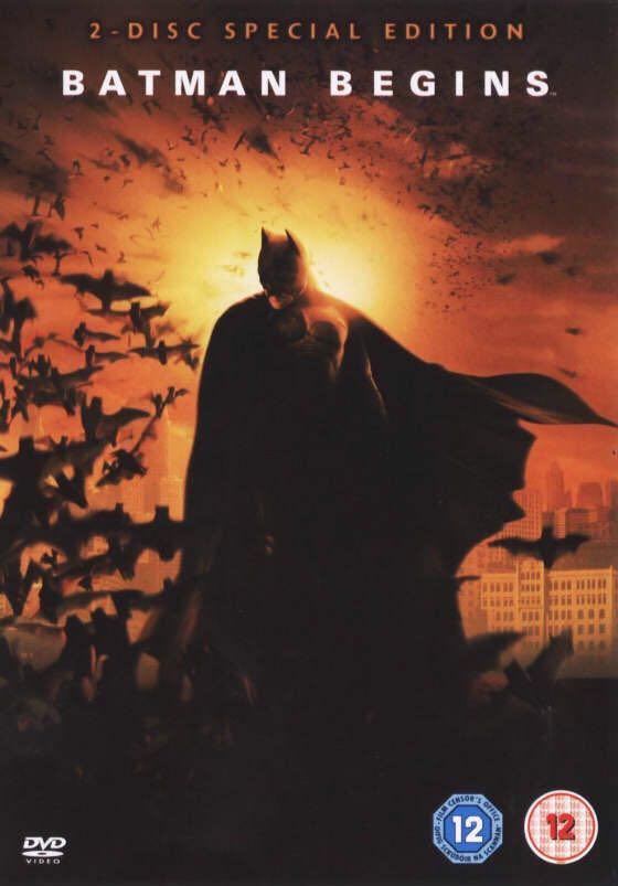 375 Batman Begins -  cover