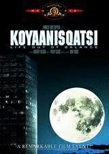 Koyaanisqatsi -  cover