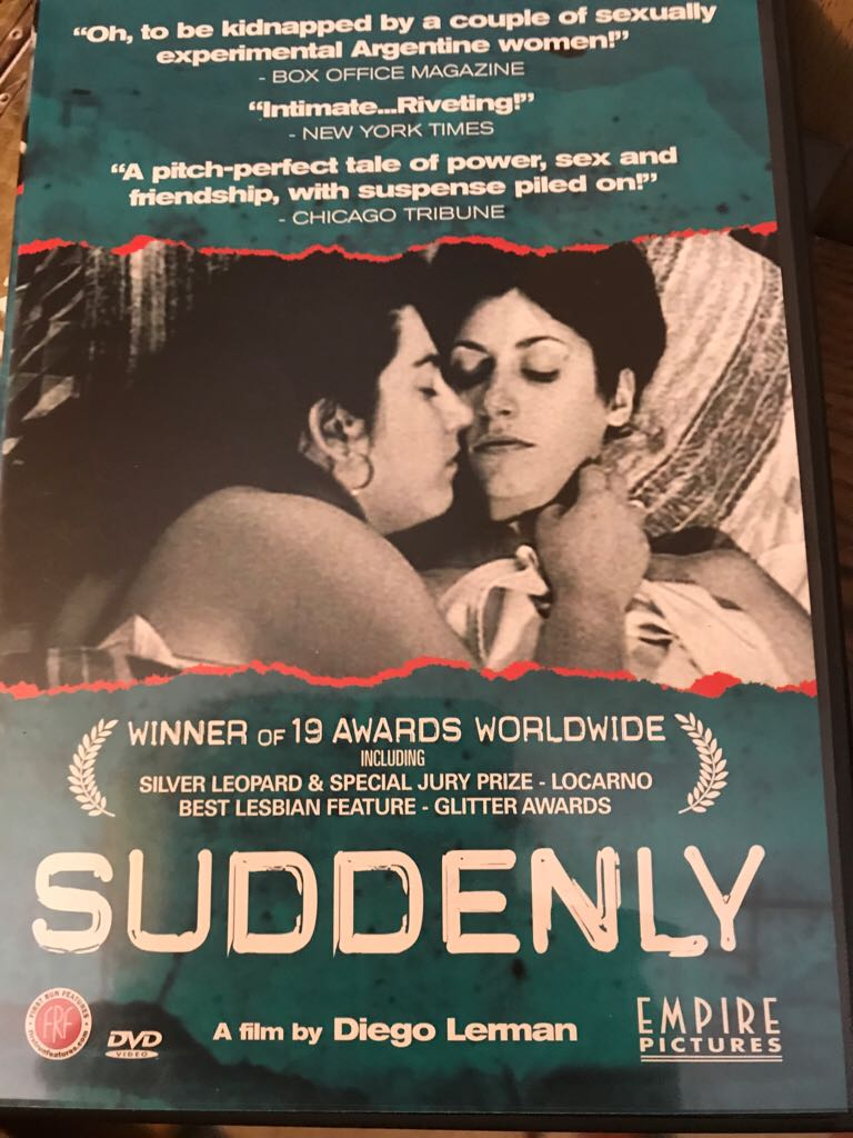 Suddenly -  cover