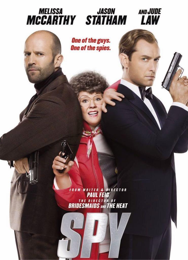 Spy -  cover
