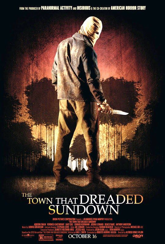 The Town That Dreaded Sundown -  cover