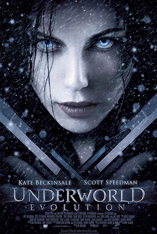Underworld: Evolution -  cover