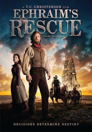Ephraim's Rescue -  cover