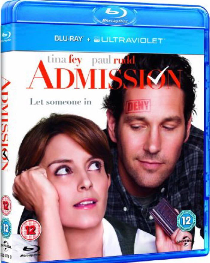 Admission -  cover