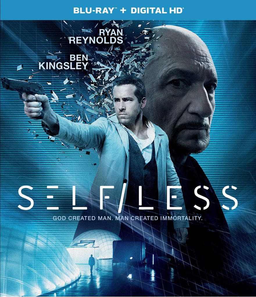 Selfless -  cover