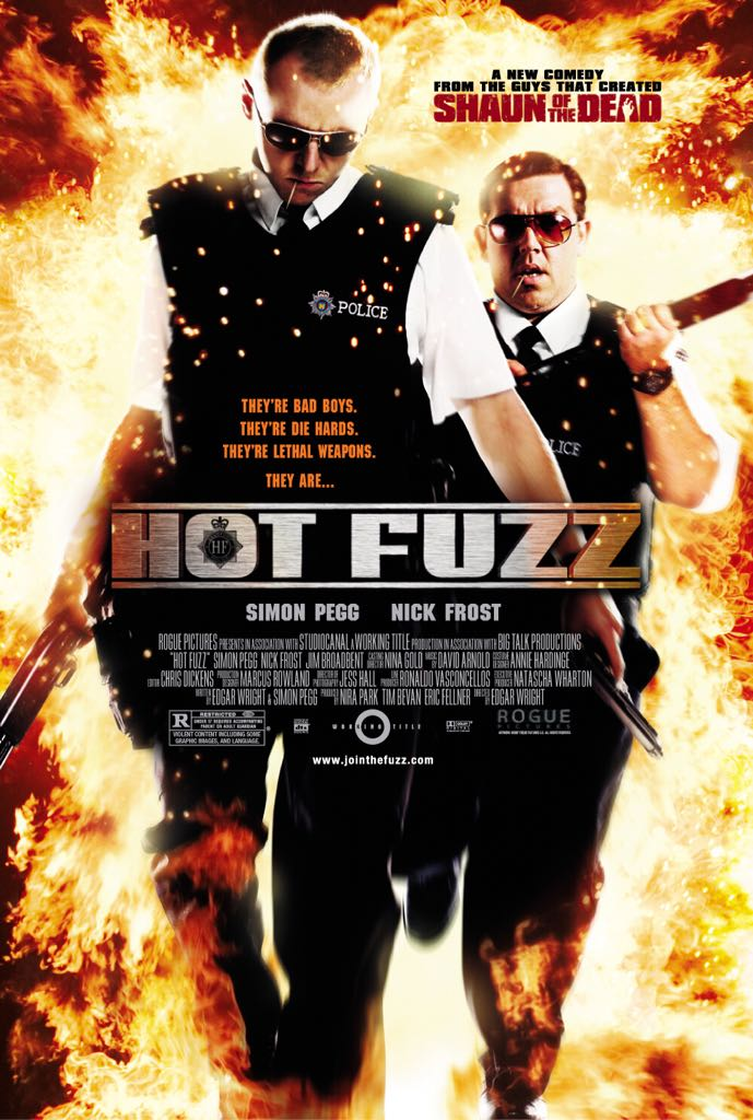 Hot Fuzz -  cover