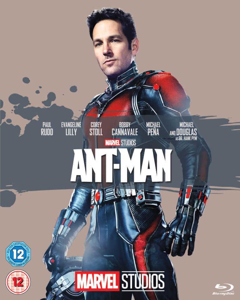 Ant-Man -  cover