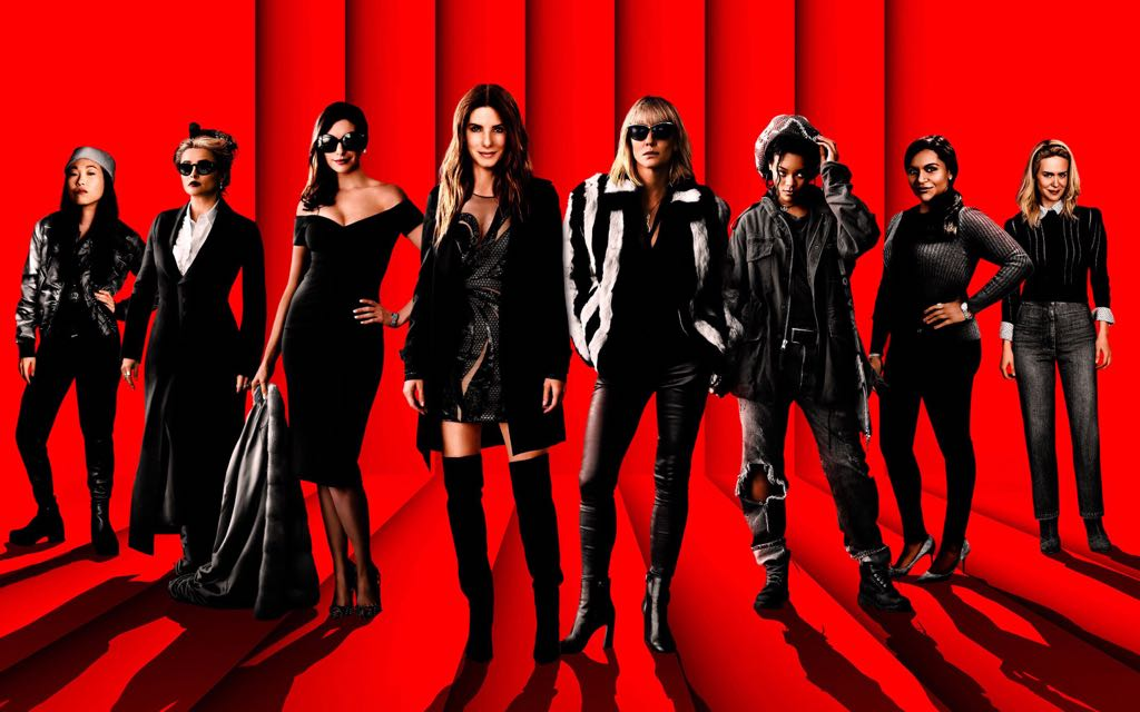 Oceans 8 -  cover