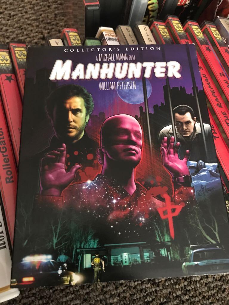 Manhunter -  cover