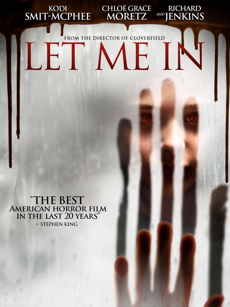 Let Me In -  cover