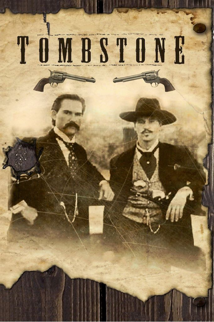 Tombstone -  cover
